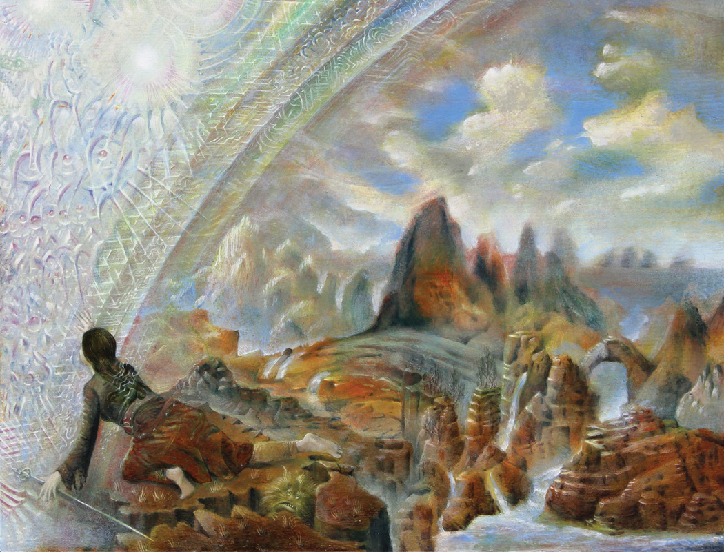 Celebrating the Divine - VISIONARY ART GALLERY