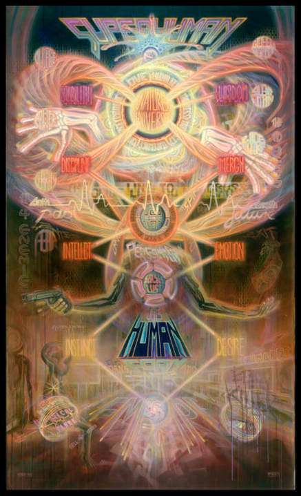 Visionary Art Gallery Artist Of The Month Visionary Art