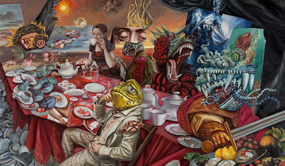Carrie Ann Baade Press Kit